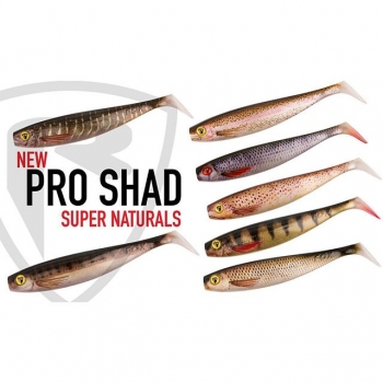 Foxrage Pro Shad Super Natural 14cm